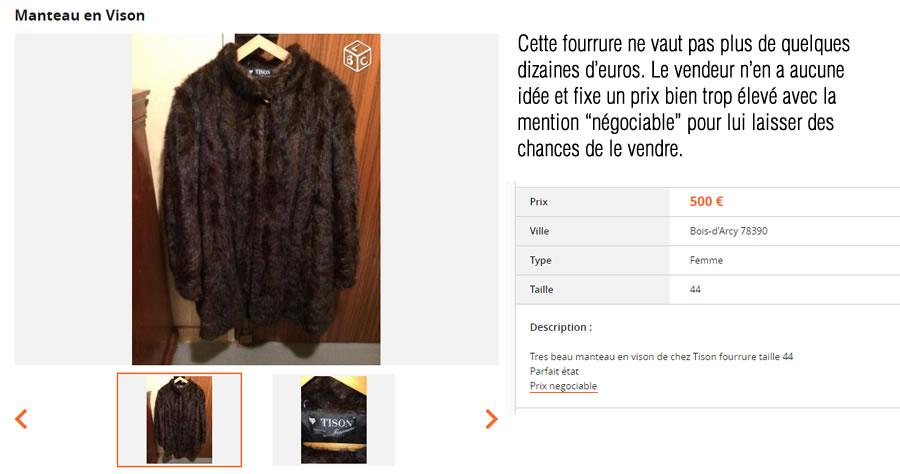 meilleure sélection beee9 5730f Comment estimer le prix d'une fourrure ? – Le FourrureClub