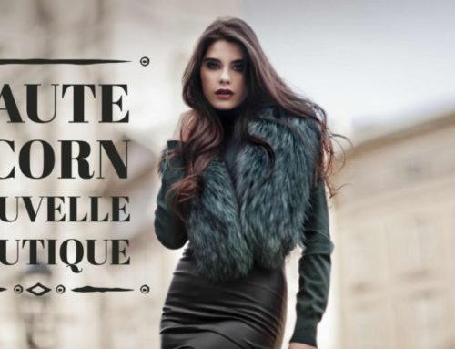 Haute Acorn, nouvelle boutique, en direct de Grèce